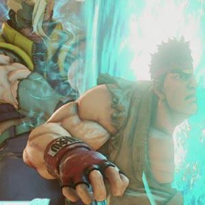 Street Fighter 5 PS4 kritische physische