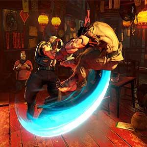 Street Fighter 5 Nash Ryu