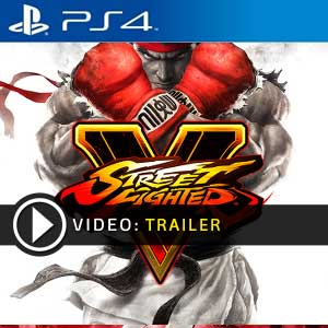 Street Fighter 5 PS4 Digital Download und Box Edition