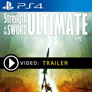 Strength of the Sword ULTIMATE PS4 Prices Digital or Box Edition