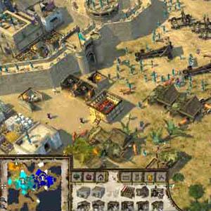 Stronghold Crusader 2 Karte