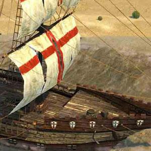 Stronghold Crusader 2 Schiffs