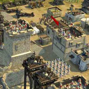 Stronghold Crusader 2 Zeltlager
