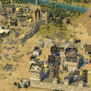 Stronghold Crusader 2 Schiffs