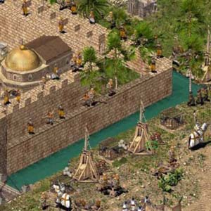 Stronghold Crusader Extreme - Schloss