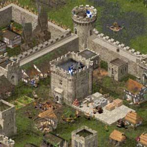 Stronghold HD - Schloss