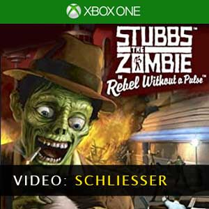 Stubbs the Zombie in Rebel Without a Pulse Trailer Video