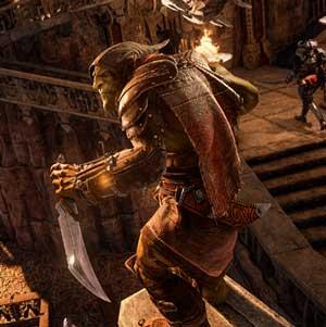 Goblin im Turm von Akenash
