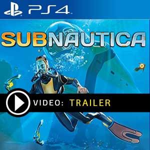 Subnautica PS4 Digital Download und Box Edition