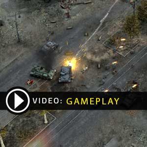 Sudden Strike 4 video gameplay