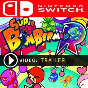 Super Bomberman R Nintendo Switch Digital Download und Box Edition