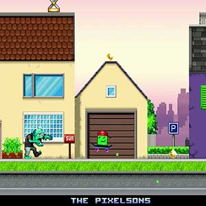The Pixelsons