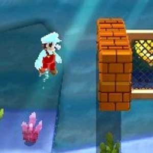 Super Mario 3D Land Nintendo 3DS Gameplay