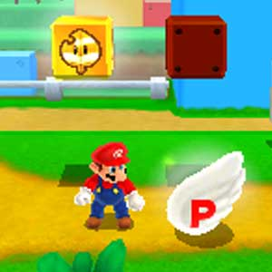 Super Mario 3D Land Nintendo 3DS Flügel