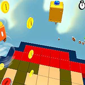 Super Mario 3D Land Nintendo 3DS Running