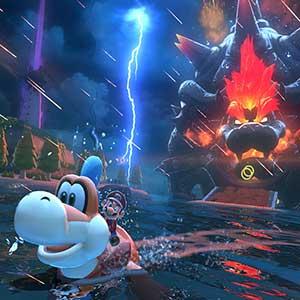 Super Mario 3D World + Bowser s Fury Nintendo Switch - Gewitterwolken