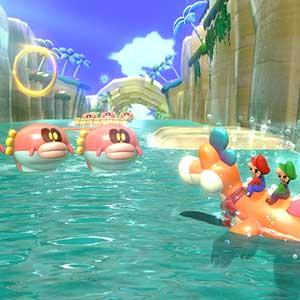 Super Mario 3D World + Bowser s Fury Nintendo Switch - Fluss-Monster