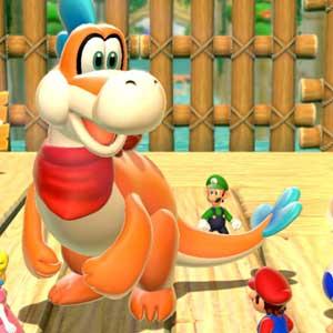 Super Mario 3D World Nintendo Wii U Charaktere