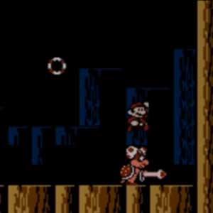 Super Mario Bros 3 Nintendo 3DS Springen