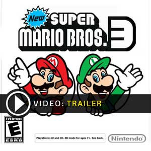 Super Mario Bros 3 Nintendo 3DS Digital Download und Box Edition