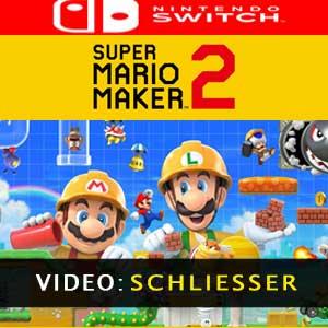 Trailer-Video zu Super Mario Maker 2
