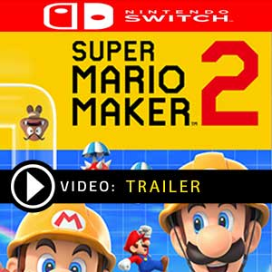 Super Mario Maker 2 Nintendo Switch Digital Download und Box Edition