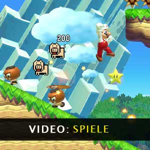 Video zum Gameplay von Super Mario Maker 2