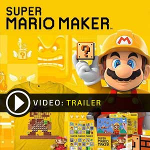 Super Mario Maker Nintendo Wii U Digital Download und Box Edition