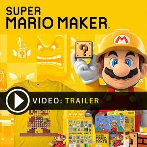 Super Mario Maker Nintendo Wii U Digital Download und Box Edition