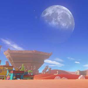 Super Mario Odyssey Odyssey