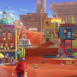 Super Mario Mushroom Königreich