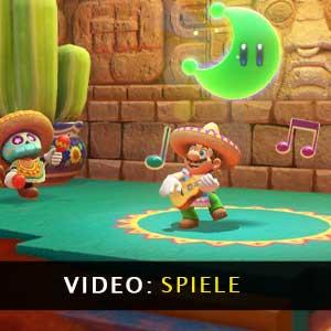Super Mario Odyssey Gameplay-Video