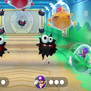 Super Mario Party Nintendo Switch Fuzzies