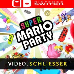Super Mario Party Nintendo Switch Video-Trailer