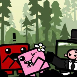 Super Meat Boy - Charaktere