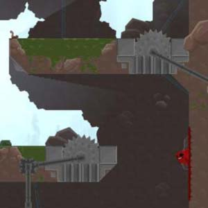 Super Meat Boy PS4 - Welt