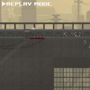 Super Meat Boy PS4 - Wiederholung