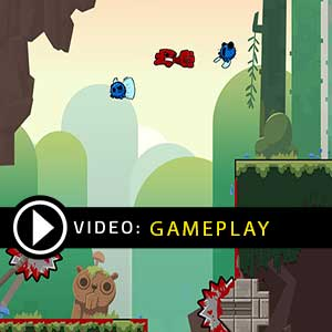 Super Meat Boy Forever Nintendo Switch Gameplay Video