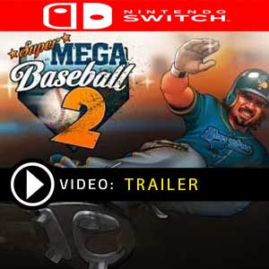 Super Mega Baseball 2 Nintendo Switch Prices Digital or Box Edition