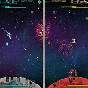 space blasting fun