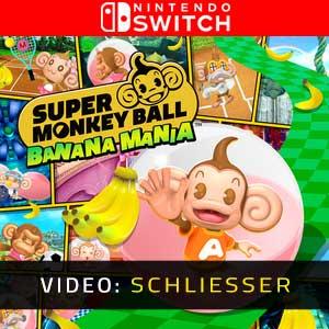 Super Monkey Ball Banana Mania Nintendo Switch Video Trailer