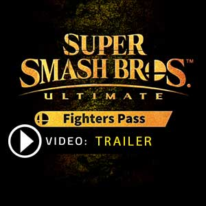 Super Smash Bros Ultimate Fighters Pass Nintendo Switch Digital Download und Box Edition
