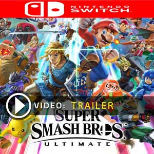 Super Smash Bros Ultimate Nintendo Switch Digital Download und Box Edition