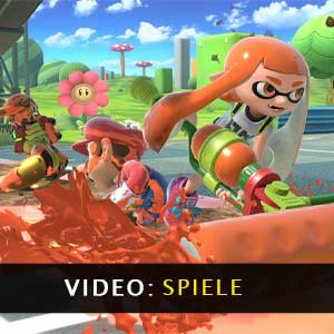 Super Smash Bros Ultimate Nintendo Switch Gameplay-Video