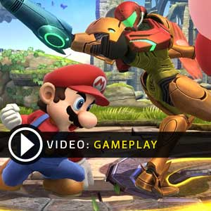 Super Smash Bros Nintendo Wii U Gameplay Video