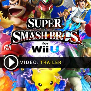 Super Smash Bros Nintendo Wii U Digital Download und Box Edition