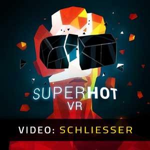 SUPERHOT VR PS4 Video Trailer