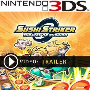 Sushi Striker The Way of Sushido Nintendo 3DS Digital Download und Box Edition