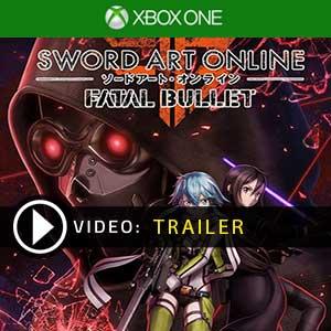 Sword Art Online Fatal Bullet Xbox One Digital Download und Box Edition