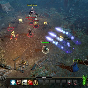 Sword Coast Legends Schlacht